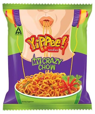 Sunfeast Yippee Noodles - My Crazy Chow 60 g