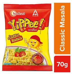 Sunfeast Yippee Noodles - Classic Masala 70 g