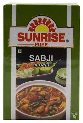 Sunrise Masala - Sabji 50 g