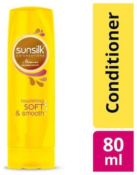 Sunsilk Conditioner - Nourishing Soft & Smooth 80 ml