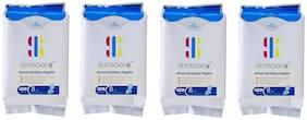 Sunsoon Anion Sanitary Pad XL -8 Pads (280mm) (Pack of 4)