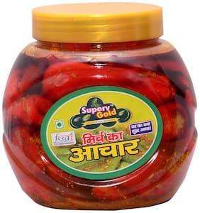 Superv Gold Red Chilli Pickle 900g