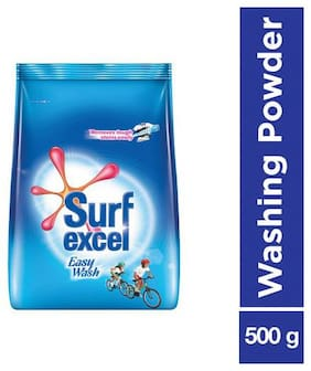 Surf Excel Easy Wash Detergent Powder 500 g