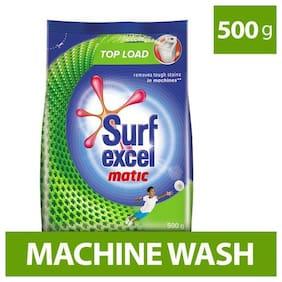 Surf Excel Matic Top Load Detergent Powder 500 g