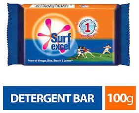 Surf Excel Detergent Bar 100 gm