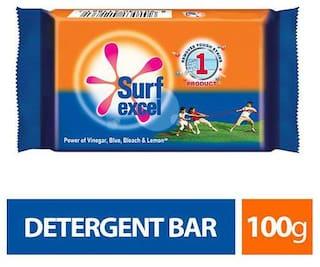 Surf Excel Detergent Bar, 100 g
