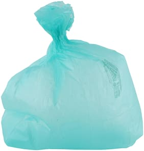 Swachhta First Garbage Bags Blue Small Size 30 pcs (Pack Of 3)