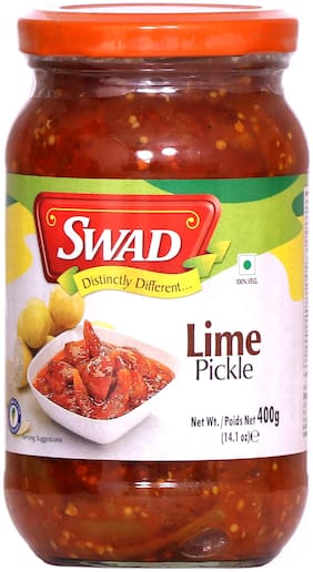 Swad Lime Pickle 400 g
