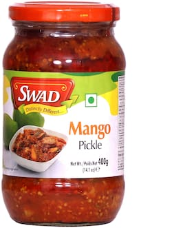 Swad Mango Pickle 400 g