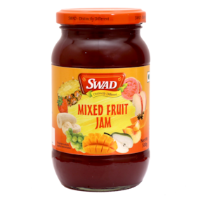 Swad Mixed Fruit Jam 500 g (Pack of 1)