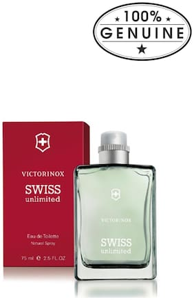 SWISS ARMY Unlimited EDT 75ml