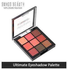 Swiss Beauty Ultimate Shadow Palette -9g