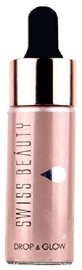 Swiss Beauty Liquid Highlighter Drop & Glow Light Pink SB-810 (1)