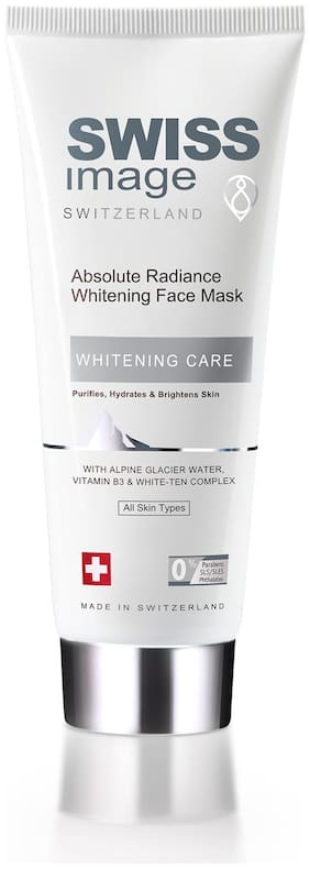 Swiss Image Absolute Radiance Whitening Face Mask 75 ml Pack of 1
