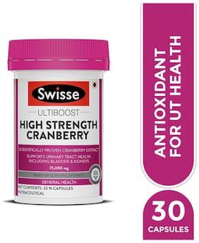 Swisse Uliboost High Strength Cranberry 30 Capsules