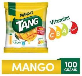 Tang Instant Drink Mix Mango 100 Gm