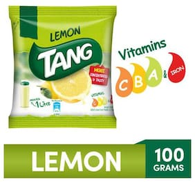 Tang Instant Drink Mix Lemon 100 g
