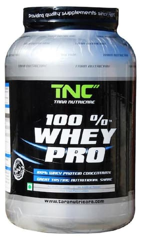 Tara Nutricare 100% Whey Pro 0.99 kg (2.2 lb) Chocolate