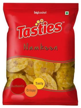 Tasties Banana Chips - Salted 100 gm