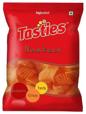 Tasties Cassava Chips Tangy Tomato 75 gm