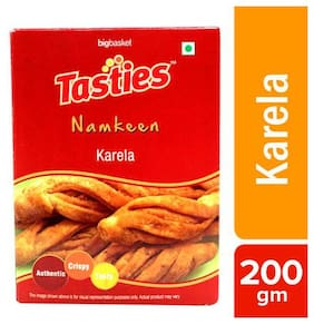 Tasties Namkeen Karela 200 gm
