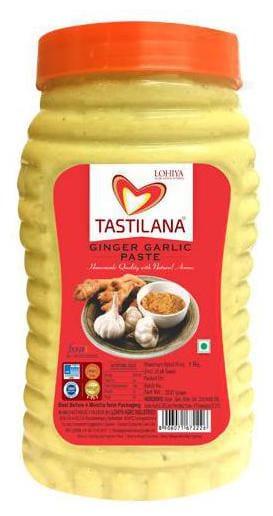 Tastilana Ginger Garlic Paste 500 g