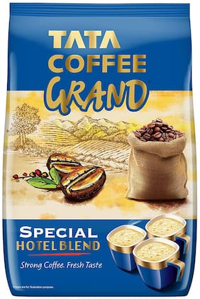 Tata Grand Strong Instant Coffee - 1kg