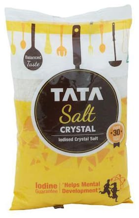 Tata Salt Iodised Crystal Salt 1 kg