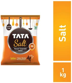 Tata  Salt - Iodized 1 kg