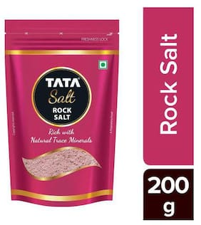 Tata Salt Salt - Rock 200 gm