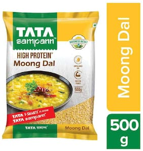 Tata Sampann Moong Dal 500 g