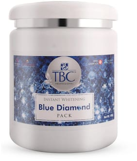 TBC by Nature Pro Blue Diamond Face Pack 400gm