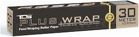 Tds Plus Wrap 30 Meter Wrapping Aluminium Foils