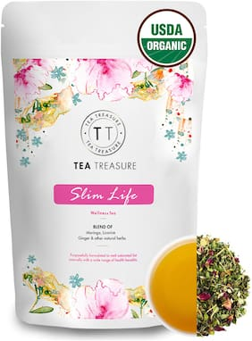 TeaTreasure Slim Wellness Tea - 100 g