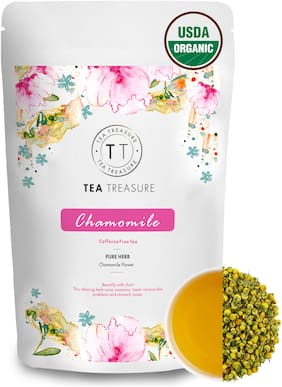 Tea Treasure Pure Chamomile Flower - 100 g