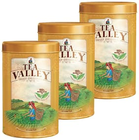 Tea Valley 100% Assam tea with aromatic long leaves combo (250gm)
