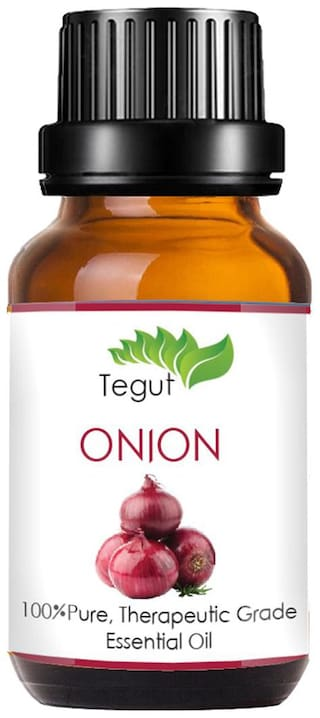 Tegut 100% Natural Onion Hair Oil (10 ml) (Pack Of 1)