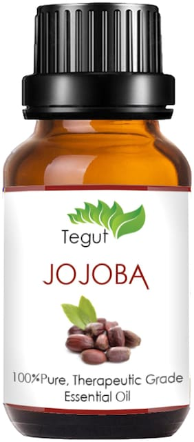 Tegut Essentials Pure And Organic Jojoba Oil 10ml (Pack Of 1)