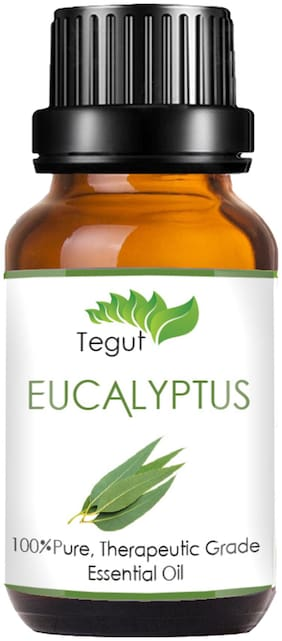 TEGUT Pure Eucalyptus Essential Oil (10 ml)