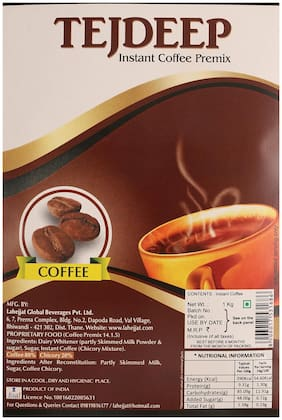Tejdeep Instant Coffee Premix
