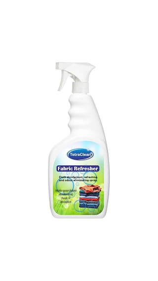 Tetra Clean Fabric Refresher / Cloth Softener / Woollen Cleaner / Odour Remover / Disinfectant / Deodorizer 500ml