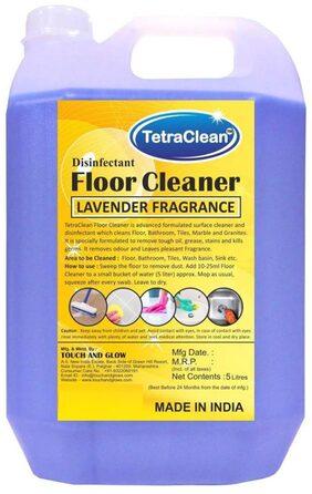 Tetra Clean Lavender Disinfectant Floor Cleaner Lavender (5 L)