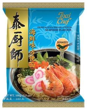 Thai Chef Instant Noodles - Seafood Flavour  Oriental Style 100 g