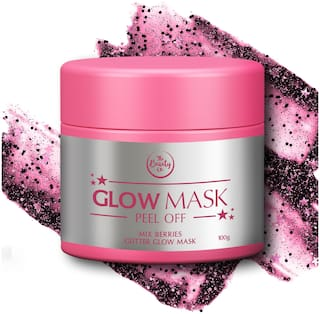 871e8582f3 Buy The Beauty Co. Mix Berries Glitter Glow Mask for Instant Glow on ...