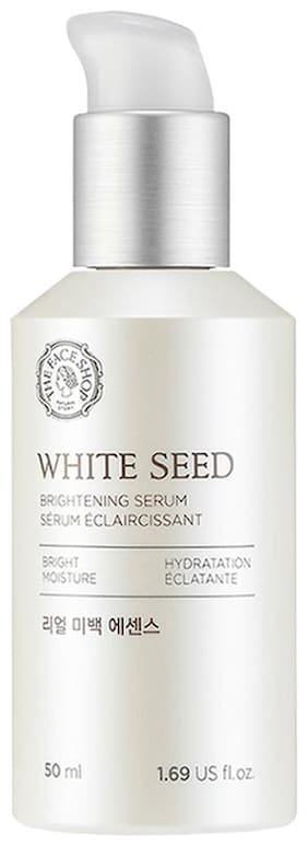 The Face Shop White Seed Brightening Serum (50ml) Pack of 1