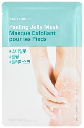 The Face Shop Smile Foot Peeling Jelly Mask (40ml)