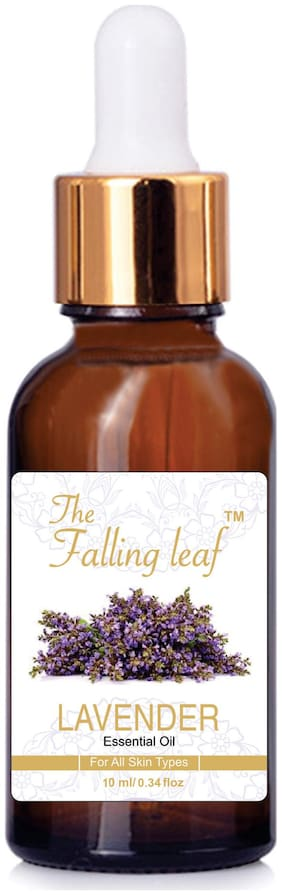 The Falling Leaf Lavender Essential Oil 10 ml