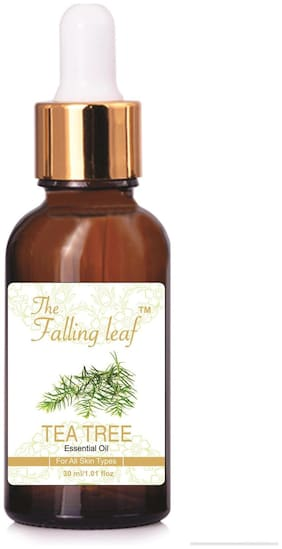 The Falling Leaf Tea Tree Essential Oil 30 ml (Pack of 1)
