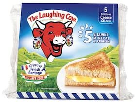 The Laughing Cow Cheese Slices 100 g