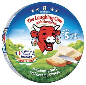 The Laughing Cow Creamy Cheese Triangles 120 gm